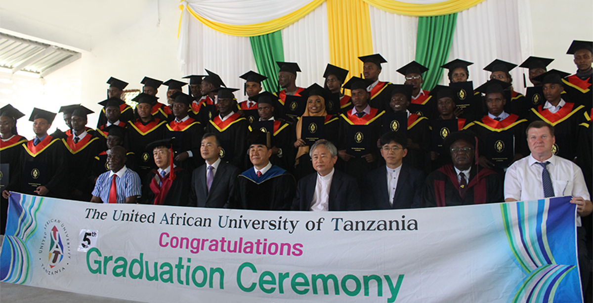 5th Graduation Ceremony