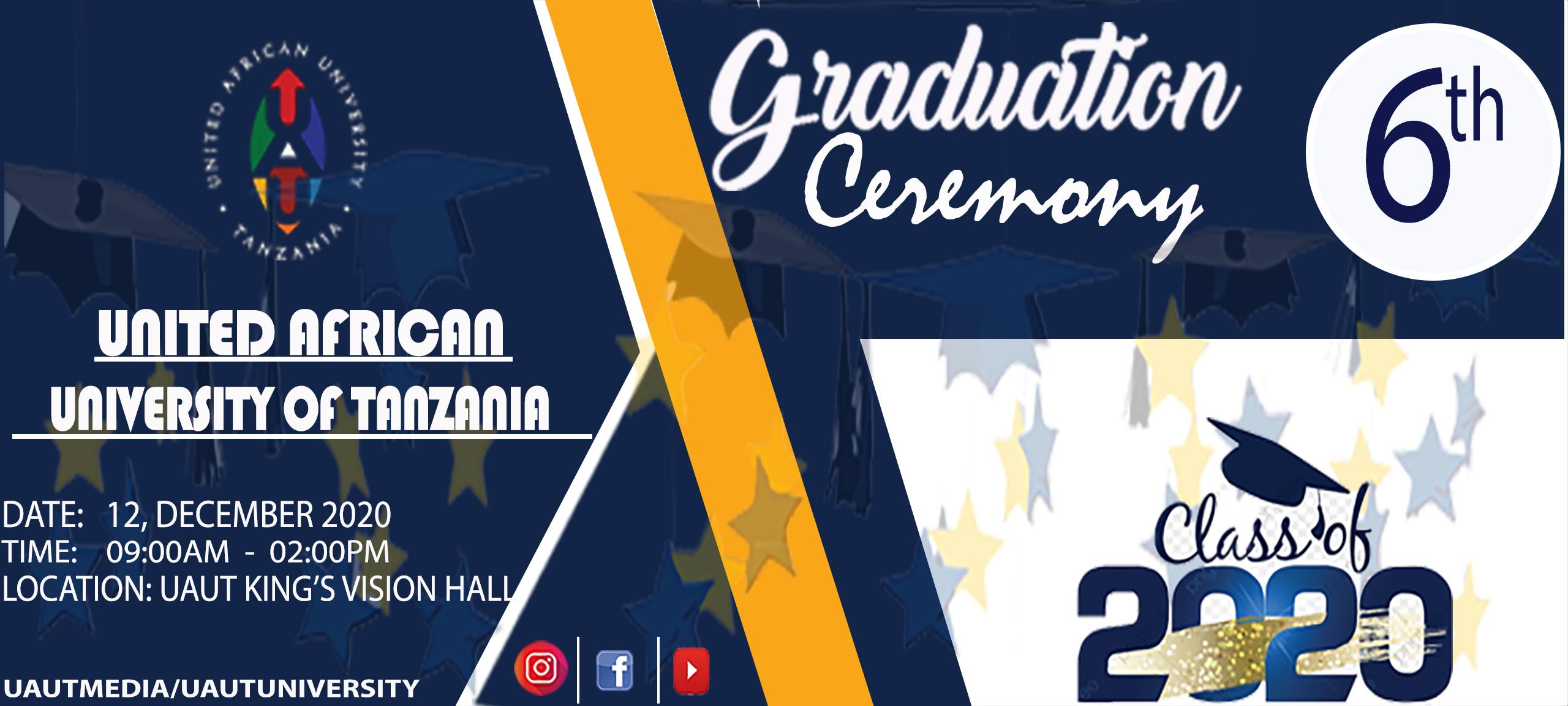 6th Graduation Ceremony